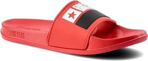 Czerwone klapki Big Star