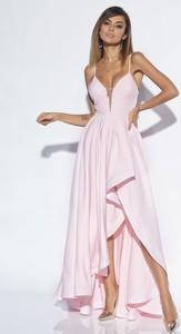 00c6b1fbd2 długa suknia z cekinami - stylowo i modnie z Allani