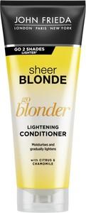 John Frieda Sheer Blonde Goblonder Odżywka Rozjaśniająca 250Ml