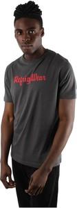 Czarny t-shirt Refrigiwear
