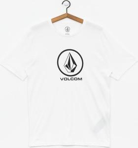 T-shirt Volcom z bawełny z krótkim rękawem