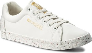 Sneakersy big star - aa274a007 white