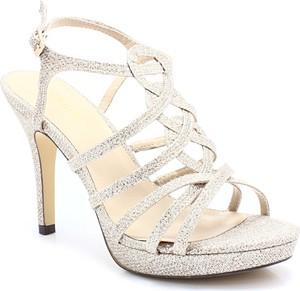 6520e7eabfc85 buty ślubne srebrne - stylowo i modnie z Allani