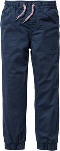 Niebieskie spodnie dziecięce bonprix John Baner JEANSWEAR