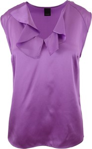 Fioletowy top Pinko