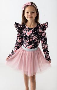 Bluzka dziecięca Myprincess / Lily Grey ze skóry