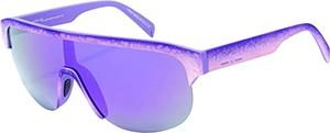 Fioletowe okulary damskie Italia Independent
