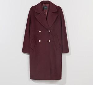 Czerwony płaszcz Mohito