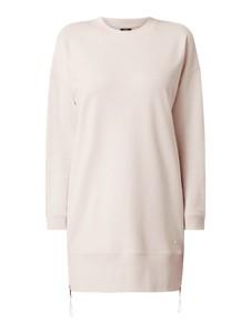 Sukienka Joop! mini z długim rękawem w stylu casual