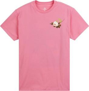 T-shirt Converse z krótkim rękawem
