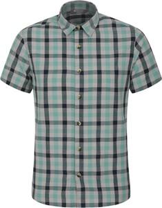 Koszula Mountain Warehouse w stylu casual z klasycznym kołnierzykiem