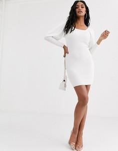 Sukienka Asos Design z odkrytymi ramionami mini