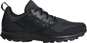 Buty sportowe Adidas Performance sznurowane ze skóry