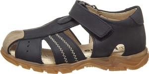 Buty dziecięce letnie Kmins ze skóry
