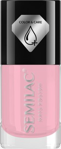 C618 Lakier do paznokci z odżywką Semilac Color&Care 7ml