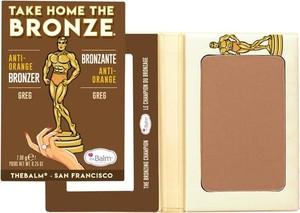 The Balm TheBalm Take Home the Bronze Anti-Orange Greg | Bronzer w naturalnym odcieniu 7g - Wysyłka w 24H!