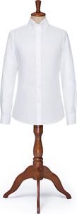 Koszula LANCERTO z tkaniny z długim rękawem