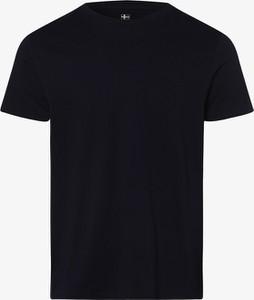T-shirt Nils Sundström w stylu casual z dżerseju
