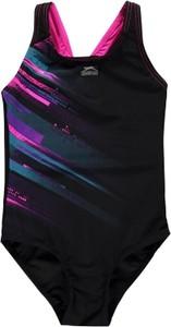 Czarny strój kąpielowy Slazenger