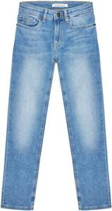 Spodnie dziecięce Calvin Klein dla chłopców