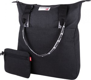 Czarna torba sportowa New Balance