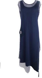 Sukienka Pola Mondi By Merla bez rękawów z bawełny