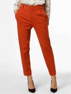 Pomarańczowe spodnie Drykorn