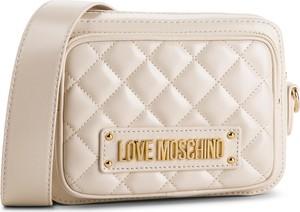 Torebka Love Moschino na ramię w stylu casual
