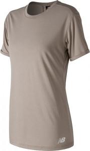 T-shirt New Balance z krótkim rękawem w stylu casual