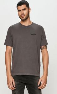 T-shirt Levis z bawełny z krótkim rękawem