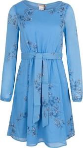 Niebieska sukienka Pennyblack mini