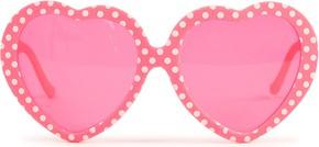 Różowe okulary damskie Billieblush