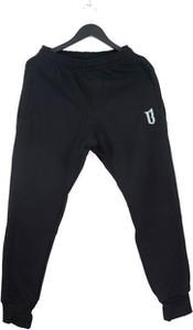 Czarne spodnie Bor