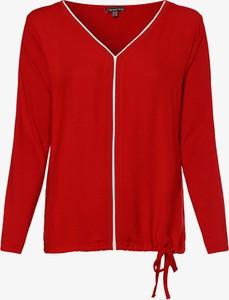 Czerwona bluzka STREET ONE