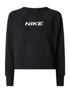 Bluza Nike z bawełny krótka