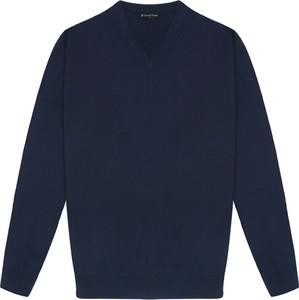 Sweter producent niezdefiniowany w stylu casual z bawełny