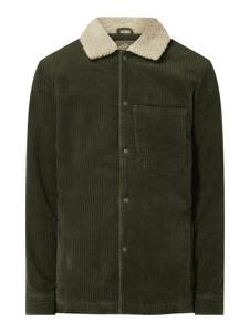 Zielona kurtka McNeal krótka w stylu casual