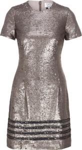 Sukienka Tommy Hilfiger z krótkim rękawem w stylu glamour