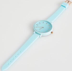 Sinsay - Niebieski zegarek - Niebieski