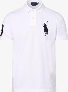 Koszulka polo POLO RALPH LAUREN z nadrukiem