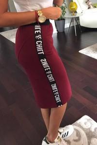 Spódnica Yns w sportowym stylu