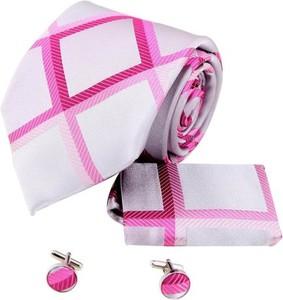 Krawat Yg z jedwabiu