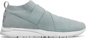 Buty sportowe New Balance z płaską podeszwą w stylu klasycznym
