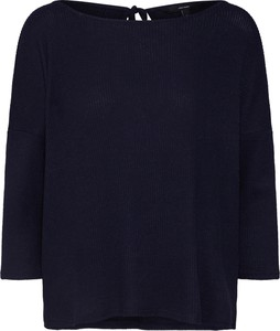 Niebieski sweter Vero Moda w stylu casual z dzianiny