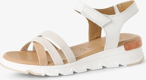 Sandały Tamaris w stylu casual ze skóry