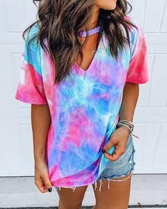 T-shirt Kendallme z bawełny