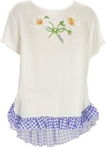 Koszulka dziecięca Monnalisa z bawełny