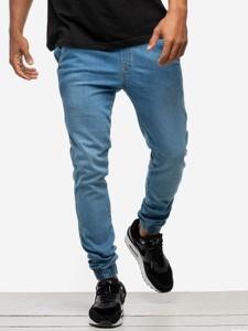 Niebieskie spodnie Jigga Wear