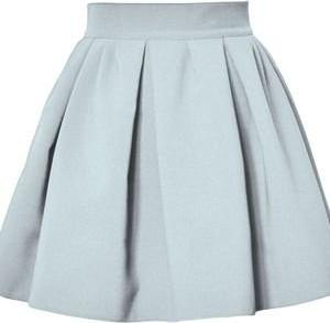 Spódnica Kozacki Mops z tkaniny mini