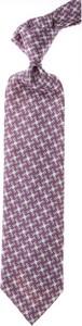 Fioletowy krawat Tom Ford